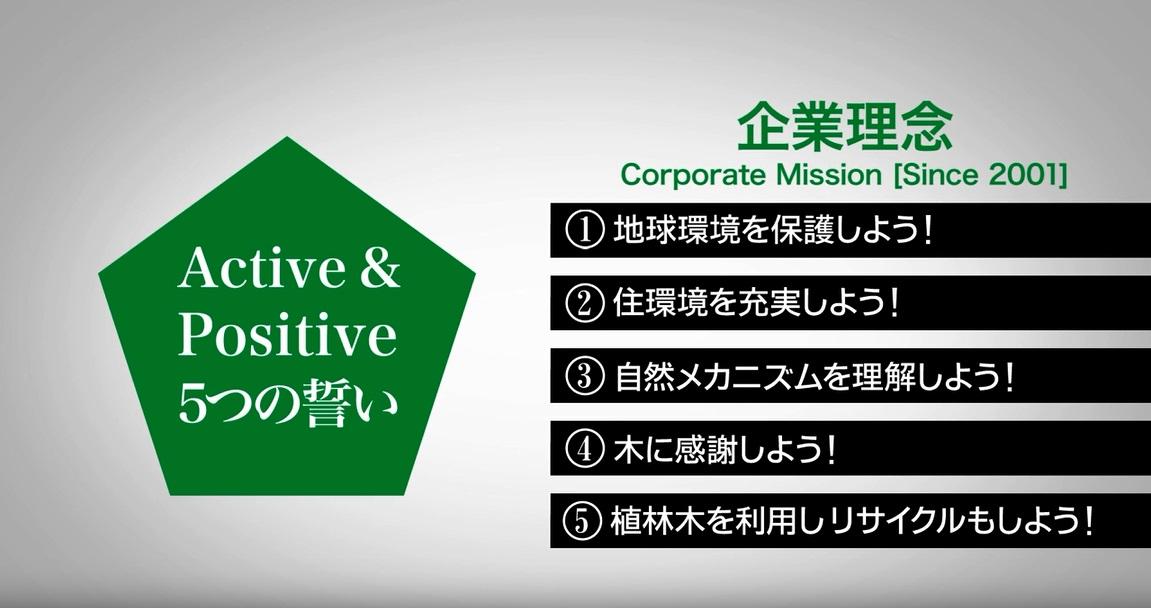 動画サムネイル:秋田プライウッド企業紹介 ②企業理念、アキプラの森